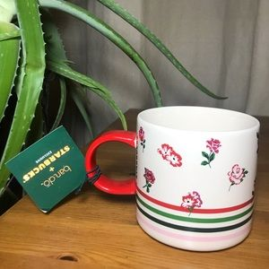 NWT Limited Edition Ban.Do & Starbucks exclusive